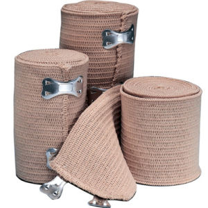 Disposable Medical High Elastic Bandage pictures & photos