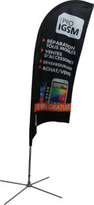 Flying Display Banner for Advertising pictures & photos