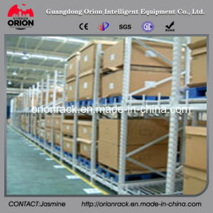 Warehouse Storage Carton Flow Self Slide Display Shelf Rack pictures & photos