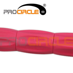 High Quality Fastional Red Muscle Roller Massage Stick pictures & photos