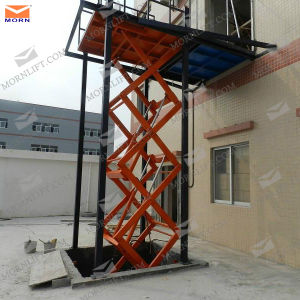 3ton Hydraulic Scissor Lift Heavy Platform pictures & photos