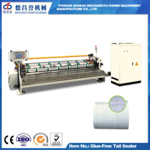 New Style Simple Operation Automatic Kitchen Towel Tailing Machine pictures & photos