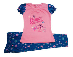Summer Baby Girl Children′s Suit in Kids Clothing pictures & photos
