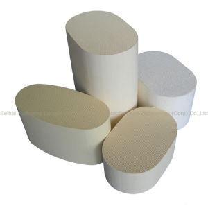Ceramic Honeycomb Substrate for Exhaust Car/Heavy Truck pictures & photos