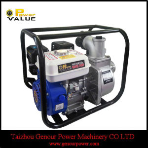 3inch 6.5HP 168f-1 Gasoline Engine Water Pump (ZH30CX) pictures & photos