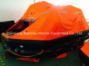 16 Man GRP Container Pack a Inflatable Rubber Life Raft pictures & photos