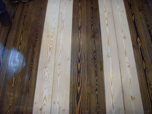 3 Layer Larch Parquet Engineered Wood Flooring