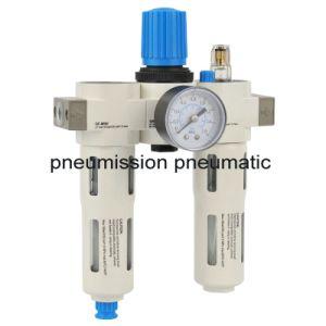 Pneumatic Air Preparation Frl (F+R+L) , Air Source Treatment Unit pictures & photos