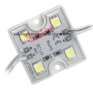 4 Chip 5050 LED Module in Channel Letter