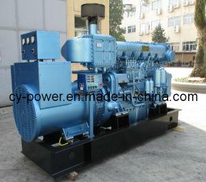 Weichai Marine Generator Set 400kw pictures & photos