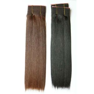 Wholesale 100% Natural Brazilian Virgin Remy Human Hair pictures & photos