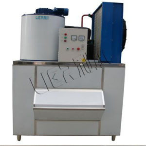 Seafood Processing Cooling Flake Ice Machine pictures & photos