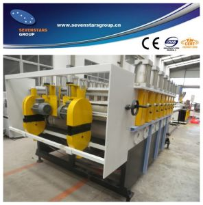 PVC Foam Board Extrusion Line with Ten Years Experience pictures & photos