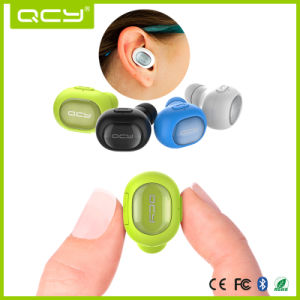 Mini Sport Series Earbuds Waterproof Bluetooth Earphone with Mic pictures & photos