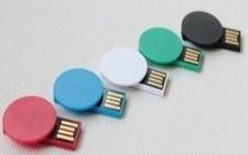 Plastic USB Flash Drive Mini USB Stick 1GB-64GB pictures & photos