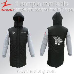 Women Hight Quilty Custom Outdoor Warming Coat Jackets pictures & photos