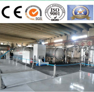 New Type Waste Tyre Distillation Equipment for Carbon Black pictures & photos