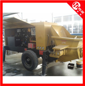 High Quality and Good Service Mobile Concrete Mixer with Pump pictures & photos