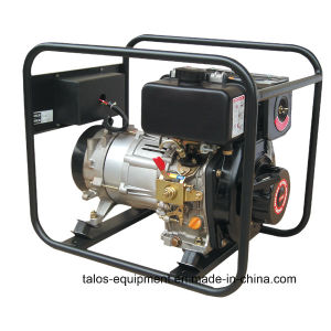 2 Kw Portable Diesel Generator (DG2500J) pictures & photos