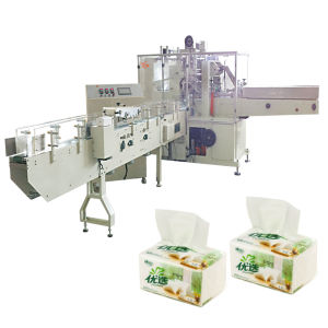 10cm Paper Packing Facial Tissue Packing Machine pictures & photos