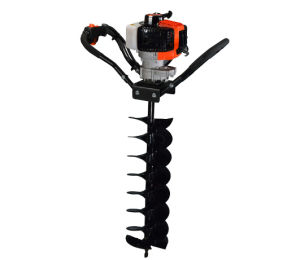 Gardening Tool Power Drill with Engine pictures & photos