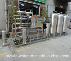 2015 New Design 2000L/H Total Stainless Steel Pure Water Machine pictures & photos