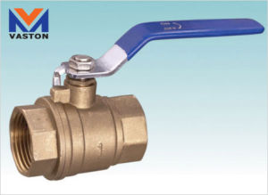 Ball Valve (VT-6124B) pictures & photos