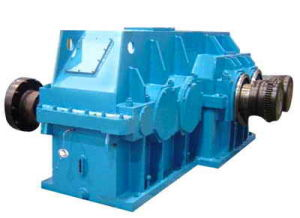 Rubber and Plastic Banbury Mixer Gearboxes pictures & photos