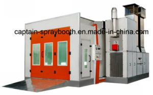 Diesel Burner Car Spray Booth/Paint Box/Dry Chamber pictures & photos