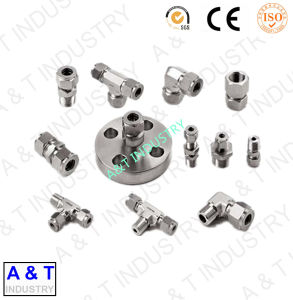 Customized All Kinds of CNC Machine Part pictures & photos