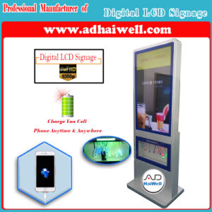 "42""Full HD1080p LCD Display Media Player Digital Signage for Mobile Charging Kiosk pictures & photos"
