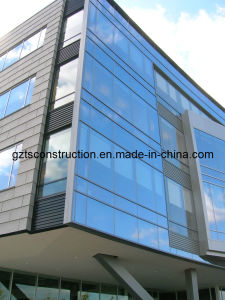 Customzied High Standard Aluminum Glass Curtain Wall pictures & photos