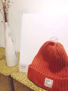 Fashion Lovely High Quality Basic Knitting Knitted Hat pictures & photos