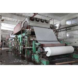 787mm-3200mm Paper Machines, Paper Making, High Quality Toilet Paprt Machine pictures & photos
