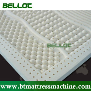 High Elasticity Latex Rubber Foam Bed Mattress pictures & photos