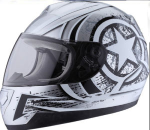 Factory Cheap Price Motorcycle Helmets, Full Face Helmets ECE/DOT Approvel pictures & photos