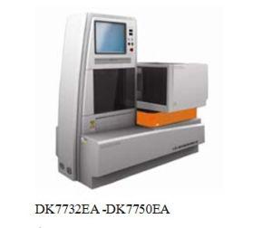 CNC Wire Cutting EDM / High-Precision Type (servo motor EA)