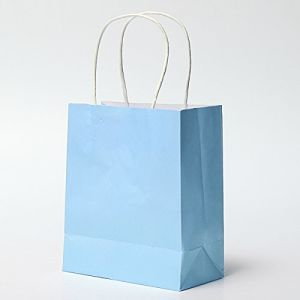 Colorful Kraft Paper Gift Bag Wedding Party Handle Paper Gift Bags Color Printing Kraft Paper Gift Bags pictures & photos