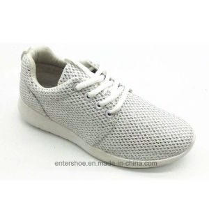 Brand New Spring Women′s Mesh Sports Shoes (ET-JRX170453W) pictures & photos