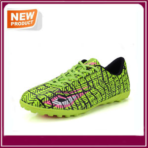 Wholesale Turf Soccer Cleat Football Shoes pictures & photos