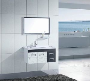Space Aluminum Bathroom Cabinet Wg-8112