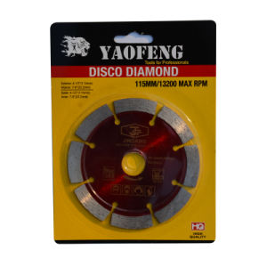 Diamond Saw Blade for Dry Cutting pictures & photos