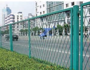 Expended Wire Mesh Road Fence pictures & photos