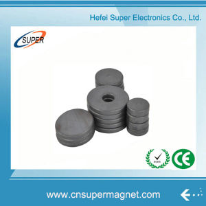 Y25 Ferrite Disc Magnet for Motor pictures & photos