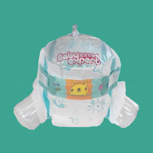 Magic Tape Cotton Breathable Disposable Baby Diapers pictures & photos