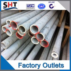 TP304, 316L Stainless Seamless Steel Pipe with PED97 Ec Certified pictures & photos