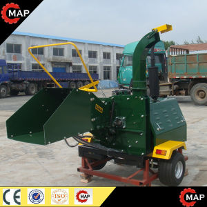 40HP Diesel Wood Chipper with Self Power pictures & photos
