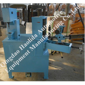 Brake Shoe Rivet and Grind Machine for Truck, Bus pictures & photos