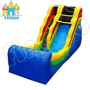 Popular and Crazy Commercial Giant Adult Inflatable Slide for Sale pictures & photos