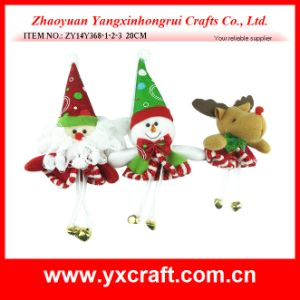 Christmas Decoration (ZY14Y368-1-2-3) Christmas Bell Ornament pictures & photos
